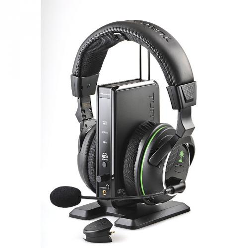 Turtle Beach Ear Force XP500 Gaming Headset For Xbox 360