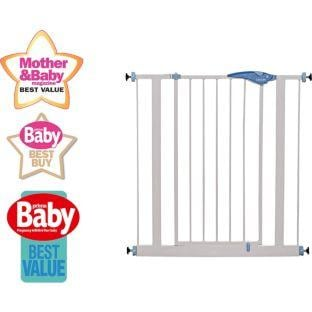 lindam easy fit plus child 39 s safety gate was now. Black Bedroom Furniture Sets. Home Design Ideas