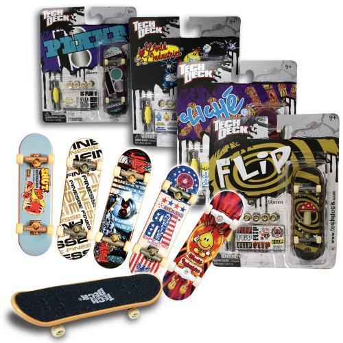 Tech deck finger skate boards at poundland 1 usually 5 hotukdeals - Tech deck finger skateboards ...