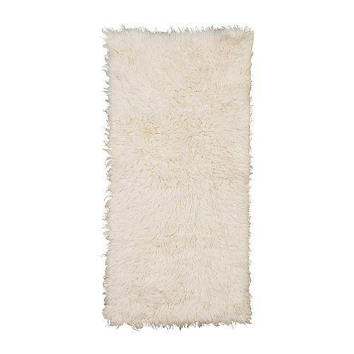 100% Wool Rug Ikea (Flokati) 130cm X 70cm £15