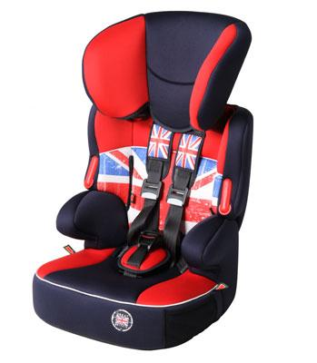 car seat stage 1 2 3 approx 9months to 11 years. Black Bedroom Furniture Sets. Home Design Ideas