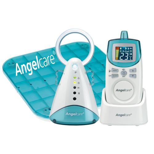 Angelcare AC401 Baby Movement Sensor Pad & Sound Monitor