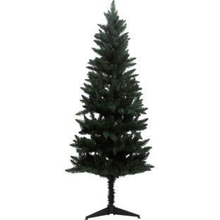 6ft green xmas tree argos down from. Black Bedroom Furniture Sets. Home Design Ideas