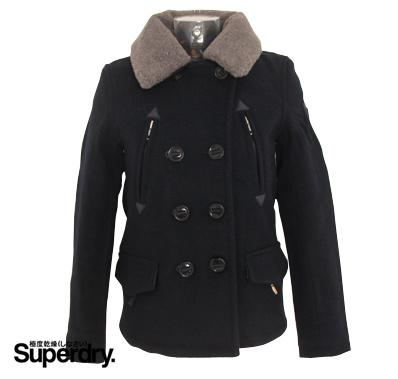 Womens Superdry Coat