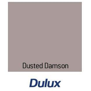 Dulux Dusted Damson Kitchen Paint