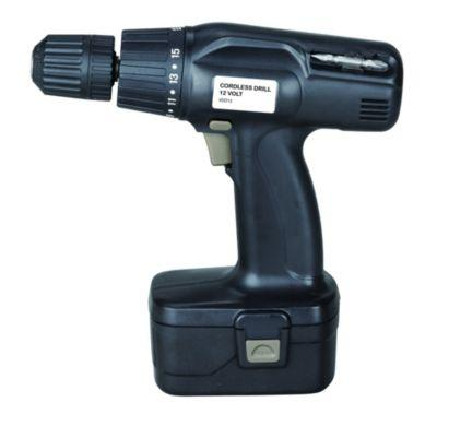 b q 12v cordless drill driver reserve and collect only 12. Black Bedroom Furniture Sets. Home Design Ideas
