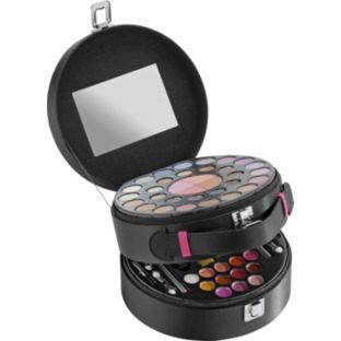 Black Vanity Case Full Of Makeup GBP699 Was GBP1999 At