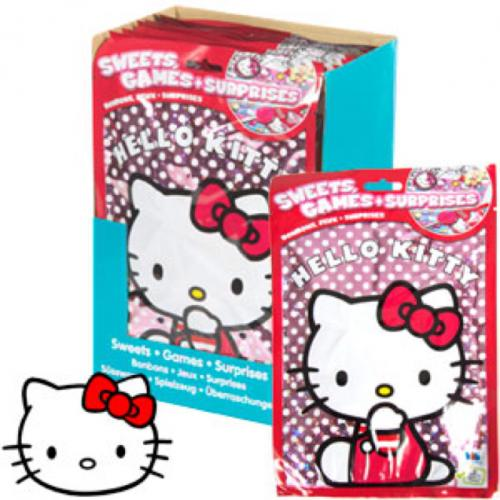... Hello Kitty Lucky (party) bags for £7.35 @ Home Bargains - HotUKDeals