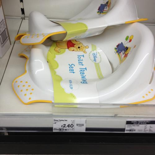 Kids Toilet Training Seat Clearance 2 40 At Asda