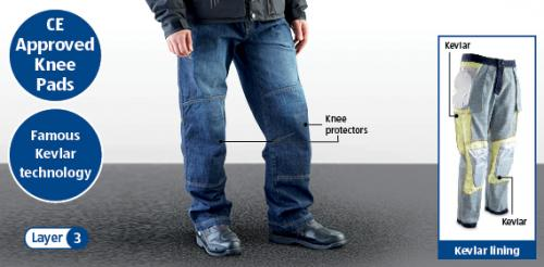 Aldi Motorcycle Jeans