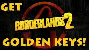 borderlands 2 how to get golden keys ps3