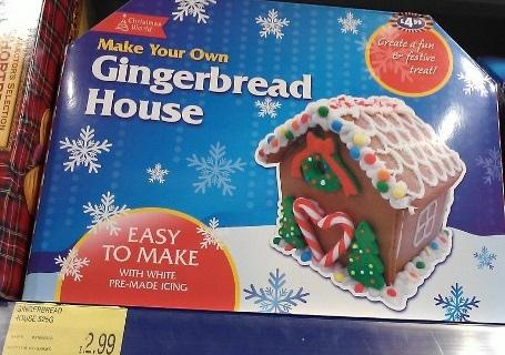 Gingerbread House Down To In B M Bargains Newry