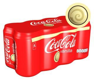 vanilla coca cola coke 16 cans for the price of 8 bogof. Black Bedroom Furniture Sets. Home Design Ideas