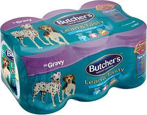 Butchers Dog Food Asda