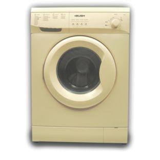 bush a126q cream washing machine reduced to. Black Bedroom Furniture Sets. Home Design Ideas