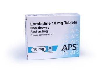 30x 10mg loratadine generic clarityn anti histamine tablets hay fever allergies. Black Bedroom Furniture Sets. Home Design Ideas
