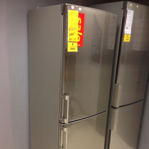 ikea fridge freezer nutid whirlpool fcf191 100 down from. Black Bedroom Furniture Sets. Home Design Ideas