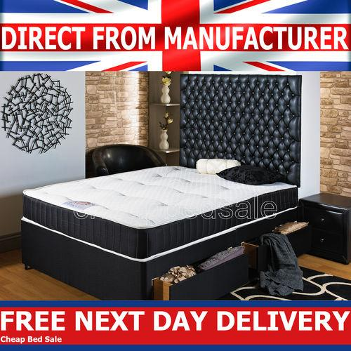 Very cheap divan beds on ebay cheapbedsale from or for Very cheap divan beds