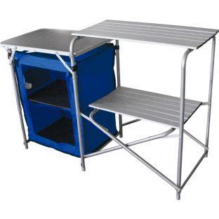 Folding camping table and kitchen set argos 20 for Kitchen set argos