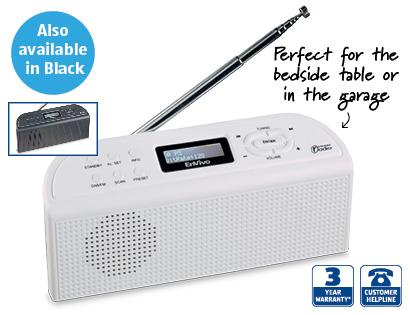 dab fm radio just instore aldi as thurday special. Black Bedroom Furniture Sets. Home Design Ideas