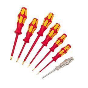 wera kraftform 1000v insulated lasertip screwdriver set 7pcs at screwfix hotukdeals. Black Bedroom Furniture Sets. Home Design Ideas
