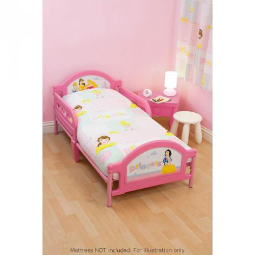 Toddler Bed Offers: Disney Princess Toddler Bed £29.99 Instore @ B&M