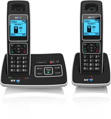 BT6500 Cordless DECT phone twin pack £22.00 Asda Living ...