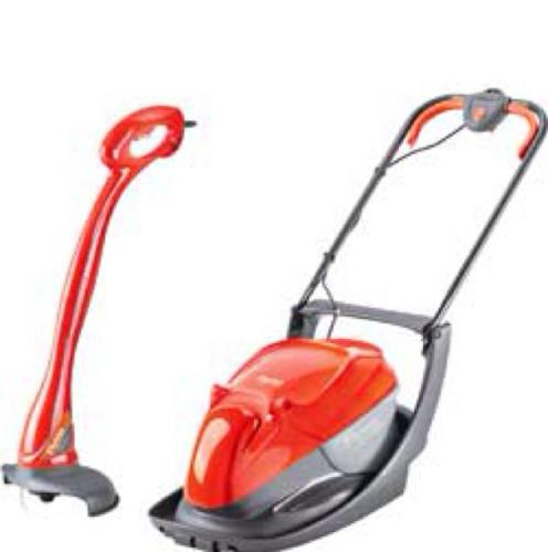flymo easi glide 330 lawnmower and grass trimmer argos hotukdeals. Black Bedroom Furniture Sets. Home Design Ideas