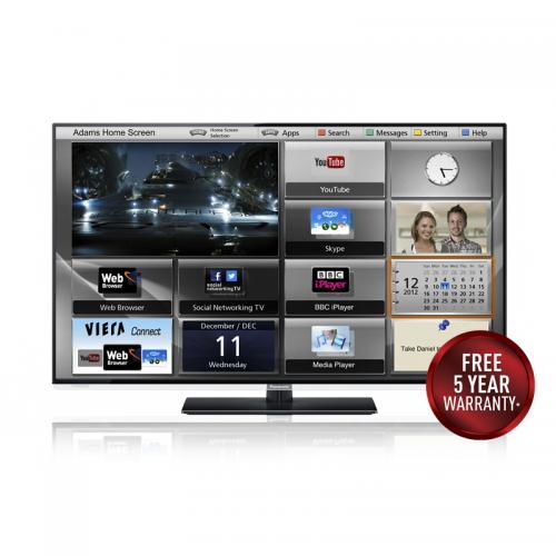 Panasonic deals on tvs