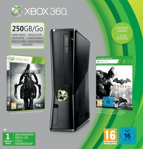 Xbox 360 250gb 2018