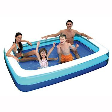 Family paddling pool 6 foot the entertainer for Paddling pools deals