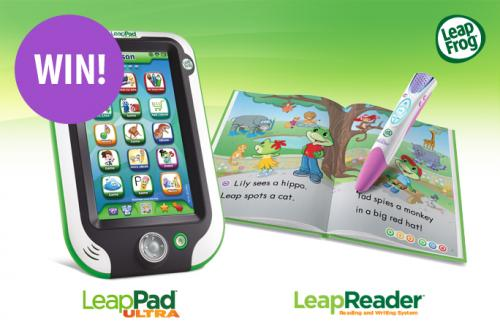 Win A Leapfrog Leappad Ultra And Leapreader Littlewoods