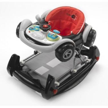 coupe car baby walker in black toys r us hotukdeals. Black Bedroom Furniture Sets. Home Design Ideas