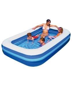Chad valley family paddling pool better than half price for Paddling pools deals