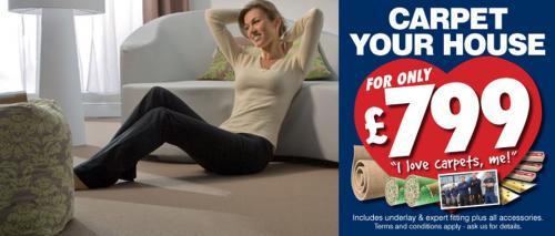 Franks Carpets Whole House Deal Carpet Vidalondon
