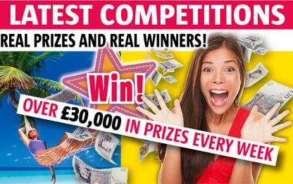 Hot Deals Uk Competitions
