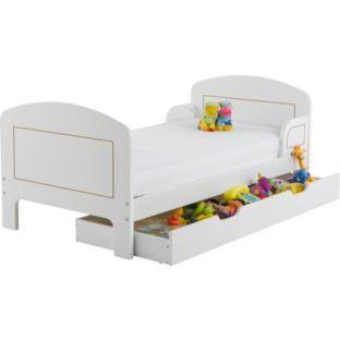 darcy toddler bed with storage at argos rrp. Black Bedroom Furniture Sets. Home Design Ideas