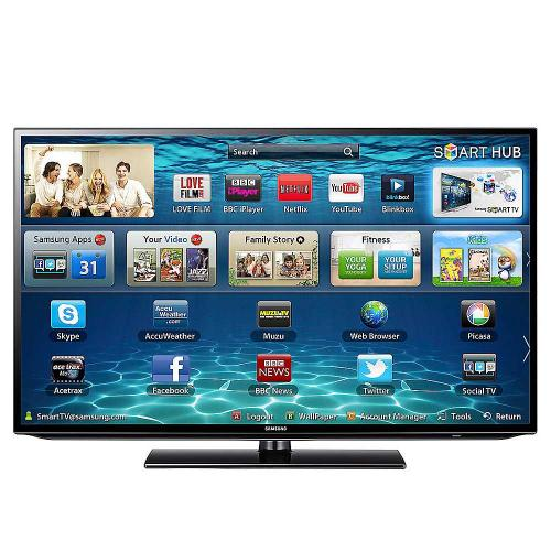 samsung eh5300 40 inch full hd freeview hd smart led tv. Black Bedroom Furniture Sets. Home Design Ideas