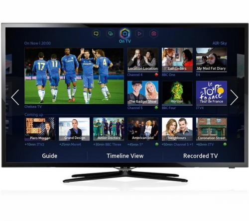 "SAMSUNG UE39F5500 Smart 39"" LED TV With Built In Wifi And"