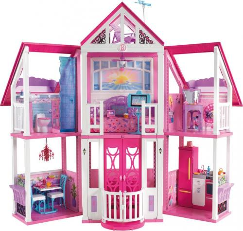 Barbie California Dream House Amazon Hotukdeals