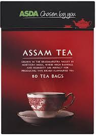 asda chosen by you assam tea bags 1 for 80 asda. Black Bedroom Furniture Sets. Home Design Ideas