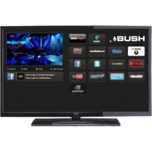 bush 40 inch full hd 1080p smart led tv argos. Black Bedroom Furniture Sets. Home Design Ideas