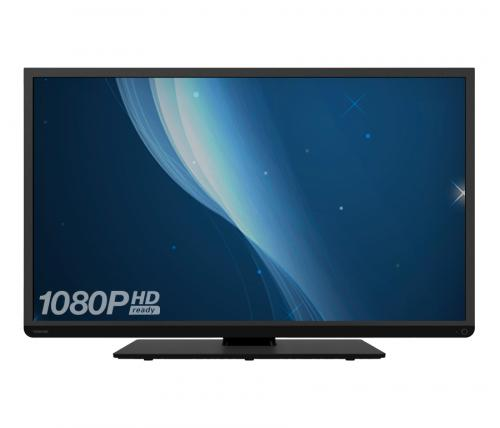 toshiba 40 full hd 1080p led tv with freeview 28. Black Bedroom Furniture Sets. Home Design Ideas