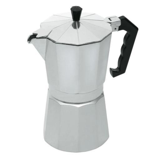 L Express steel 6 cup espresso maker @ Debenhams - ?9 (using code) - HotUKDeals