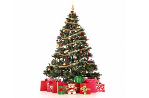 ALL Artificial Christmas Trees And Lights 1/2 Price At