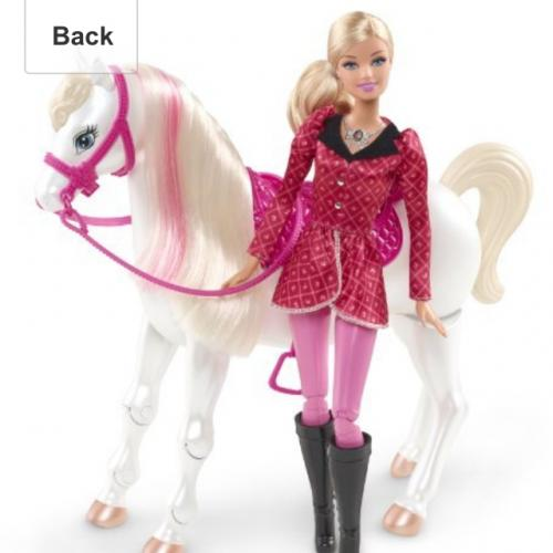 Barbie Train and Ride Horse and Doll 2989 delivered  : 17101491 from www.hotukdeals.com size 500 x 500 jpeg 23kB