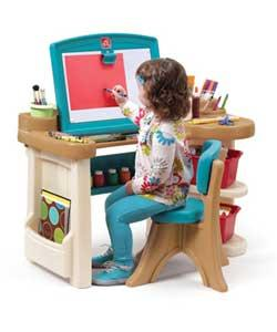 Step2 Creative Art Studio And Chair Half Price 73 99