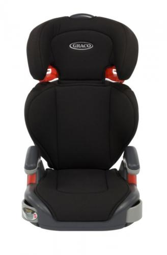 Graco Junior Maxi Black Group 2 3 High Back Booster Car