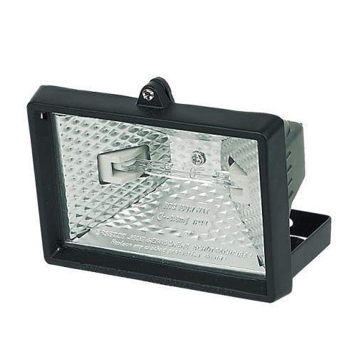 Patio Lights Screwfix: Security Floodlight 120W Black 2500Lm £3 @ Screwfix