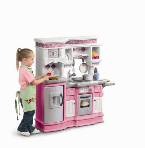 little tikes gourmet prep n serve kitchen for at. Black Bedroom Furniture Sets. Home Design Ideas